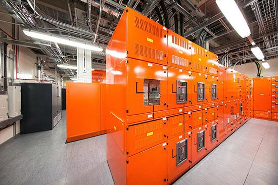 دیتاسنتر North 2 پیشرفته ترین دیتاسنتر اروپا
