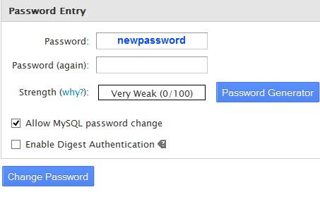 تغییر رمز و IP و حذف اکانت در WHM