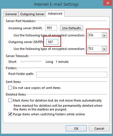 آموزش کار با نرم افزار Microsoft Outlook