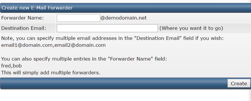 راهنمای ایجاد ایمیل no reply در دایرکت ادمین