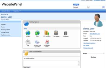 آموزش backup گیری دیتابیس در WebsitePanel