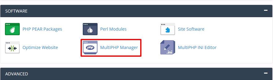 آموزش تغییر و نصب ورژن های PHP در WHM