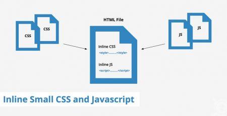 آموزش حل ارور Inline small CSS در GTmetrix