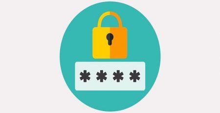 تنظیم رمز برای پوشه ها در کنترل پنل ها