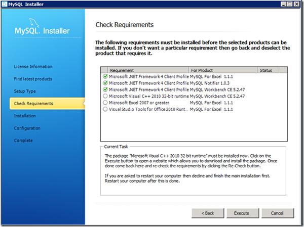 آموزش نصب MySQL در ویندوز سرور