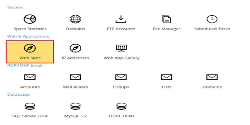 آموزش تنظیم Default Document در WebsitePanel