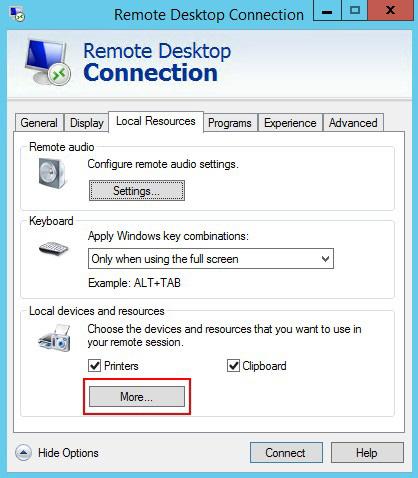 آموزش اتصال درایو های کامپیوتر با سرور مجازی