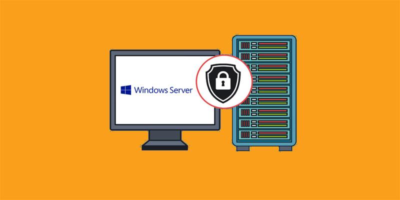 افزایش امنیت سرور مجازی ویندوز