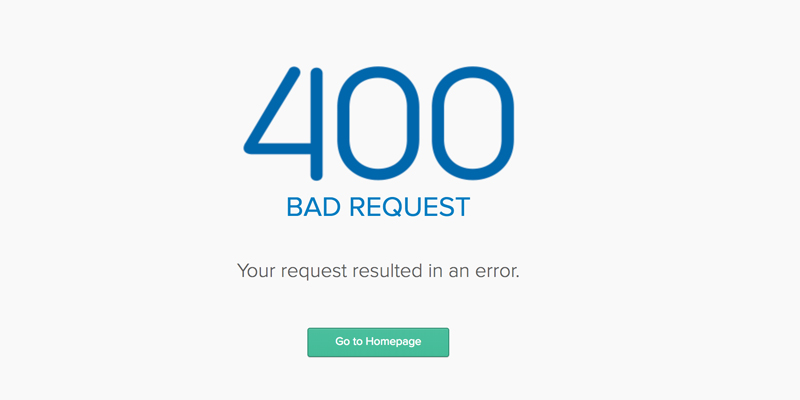 علت خطا 400 Bad Request چیست