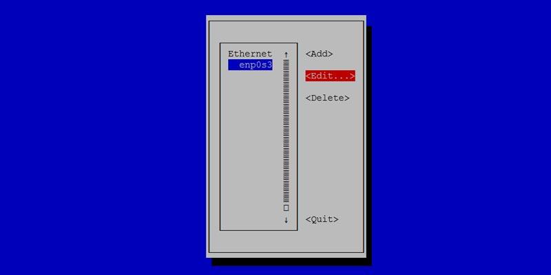 آموزش تنظیم Static IP در CentOS 7