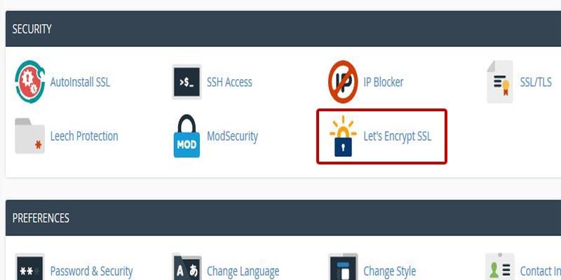 آموزش نصب Lets Encrypt SSL در سرور cPanel-WHM